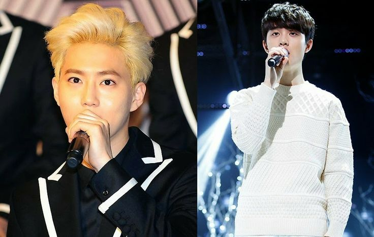 EXO' D.O and Suho visit fans who were injured from their concert in Hong Kong - Latest K-pop News - K-pop News | Daily K Pop News