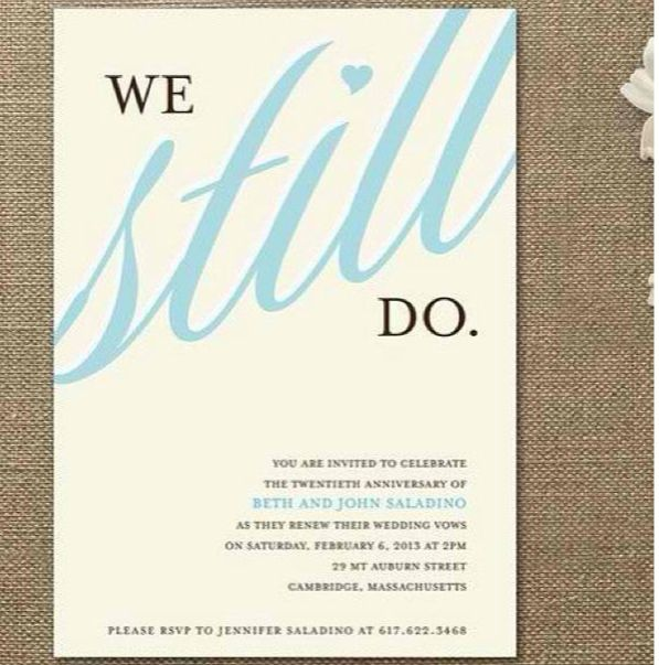 10 Year Wedding Anniversary Invitations: 26 Best My 10 Year Vow Renewal Images On Pinterest
