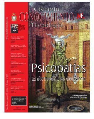 Revista Conocimiento 55  Revista Ciencia CONOCIMIENTO Tecnología número 55