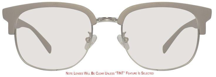 Yokote Club Master Eyeglasses 116717-c - Prescription Eyeglasses