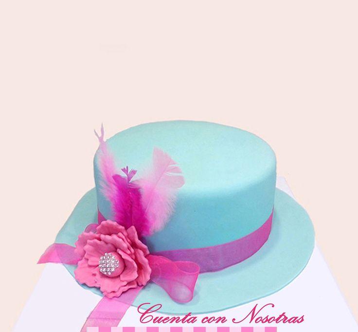 Torta sombrero Hat Cake