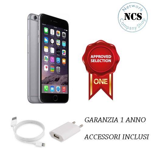 APPLE IPHONE 6S PLUS 16GB SPACE GREY GRADO A - GARANZIA 1 ANNO - RICONDIZIONATO