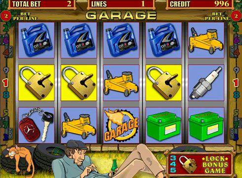 Garage игровые автоматы на смартфон играть онлайн казино бесплатно без регистрации слоты бесплатно