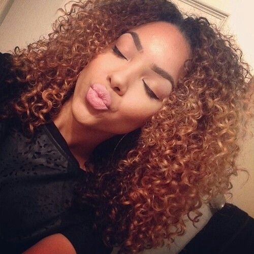 curly hair styles long best 25 brown curly hair ideas on ombre curly 4763 | 4763dace9513b653204962a30573c0ab natural curly hair ombre curly hair
