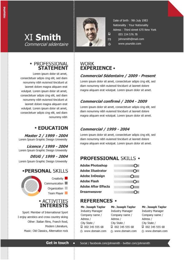 Exemple De Cv Conseiller En Insertion Sociale Et Professionnelle Exemple Cv Lettre De Motivation Modeles De Lettres
