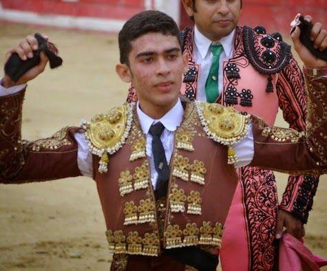 escuelas mexico en venezuela | José Antonio Salas de la Escuela Taurina Humberto Álvarez de Mérida ...