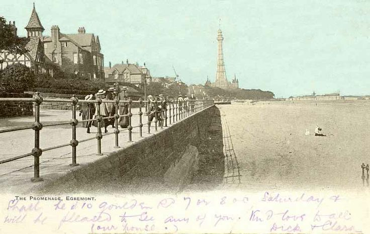 New Brighton Tower.