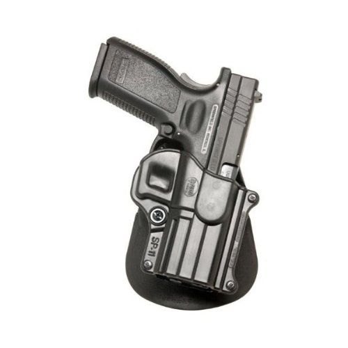 Fobus Standard Holster Left Hand Hand Paddle SP11LH Springfield Armory XD/XDM / HS 2000 9/357/40 5″ 4″ / Sig 2022 / H&K P2000