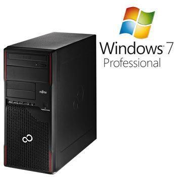 Calculatoare Refurbished Fujitsu ESPRIMO P700, i3-2100, Windows 7 Pro