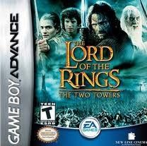 Lord of the Rings Two Towers - Game Boy Advance Game