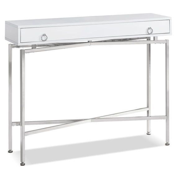 Acampo Console Table Console Tables Consoles And Accent