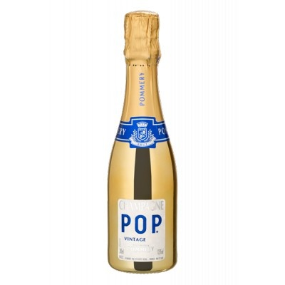 Piccolo Pommery 'Gold Pop'