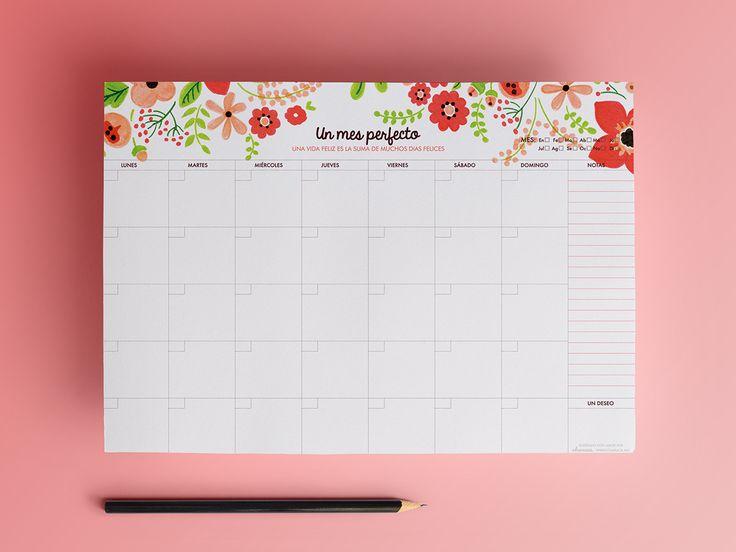 planificador mensual