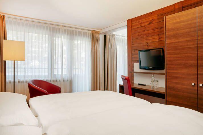 H+ Hotel & SPA Engelberg - Superior Zimmer buchen zum Bestpreis