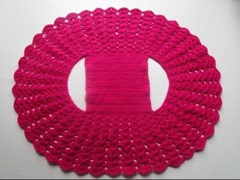 Crochet bolero easy Facebook: https://www.facebook.com/polabome Crochet tutorial