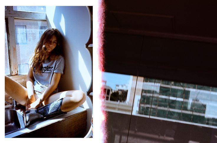 RENEE CAREY PHOTO - WRANGLER | TERESA OMAN