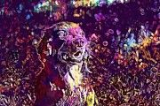 "New artwork for sale! - "" Dog Hovawart Schwarzmarkener  by PixBreak Art "" - http://ift.tt/2uyBoDf"
