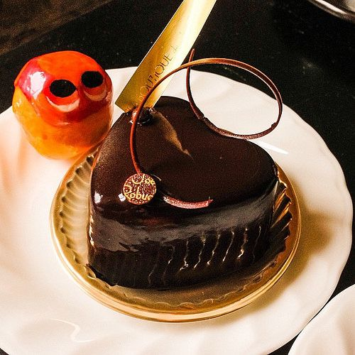 https://flic.kr/p/qd25Do | Lovely chocolate cake by Joel Robuchon #mizumushikun #chocolate #chocolatecake #cake #sweets #joelrobuchon #french #yummy #nomnom #nom #happy #love