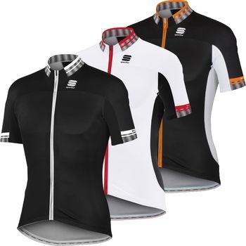 understated styling hides an ultra tech jersey - Sportfuls Bodyfit Pro Jersey