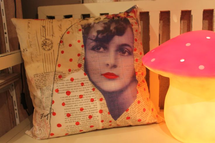 Coussin 45x45 cm Les Petites Kasko http://www.lespetiteskasko.com/