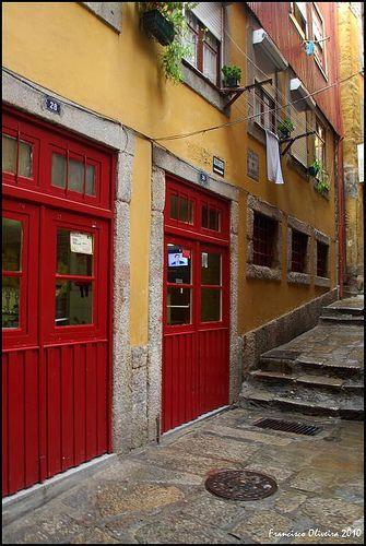PORTO - Escadas do Barredo |Portugal