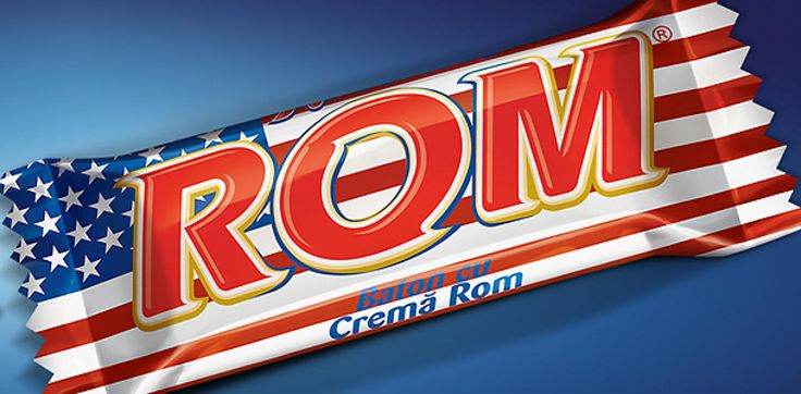 How a candy bar wrapper ignited Romanian pride. Adrian Botan, Romania, 2011.