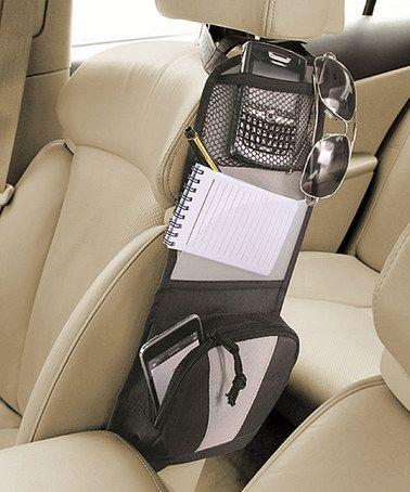 Handy! Side-Seat Auto Organizer by Auto Interiors