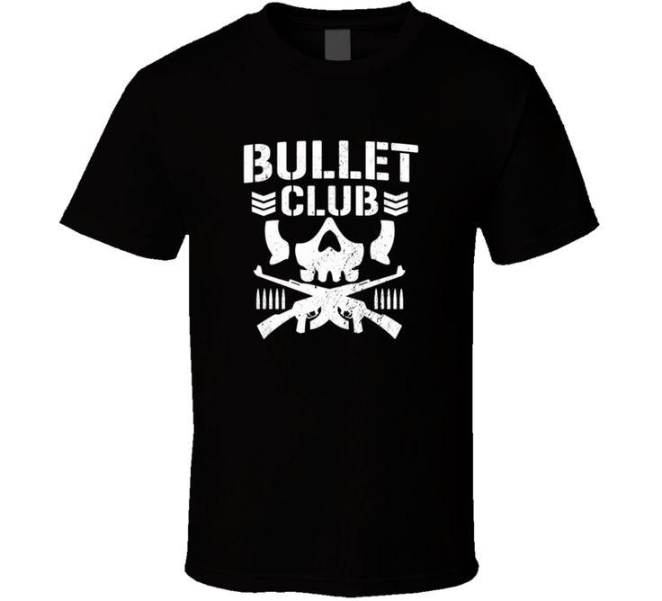 Bullet Club New Japan Pro Wrestling T Shirt