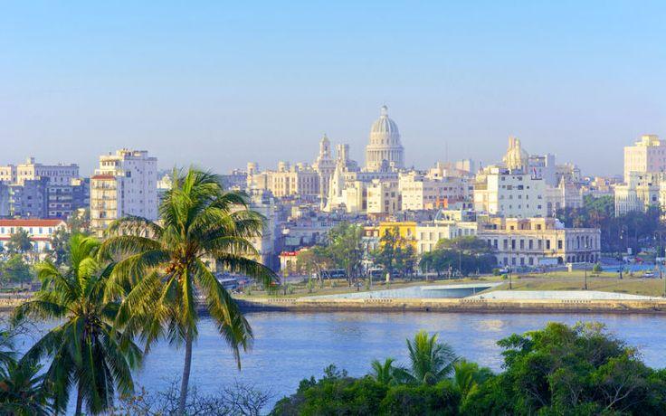 Rejs på ferie til vinter til Havanna på Cuba med Apollo. Se mere på http://www.apollorejser.dk/rejser/nord-og-central-amerika/cuba