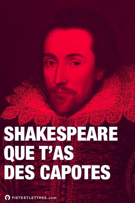 Shakespeare que t'as des capotes.Donner pour le Sidaction