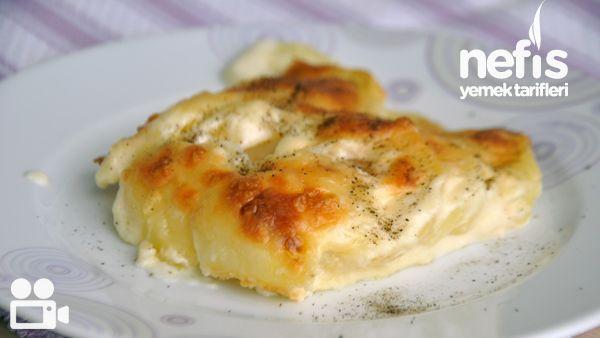 Videolu anlatım Kremalı Patates Tarifi nasıl yapılır? 14.801 kişinin defterindeki Kremalı Patates Tarifi'nin videolu anlatımı ve deneyenlerin fotoğrafları burada. Yazar: Elif Atalar