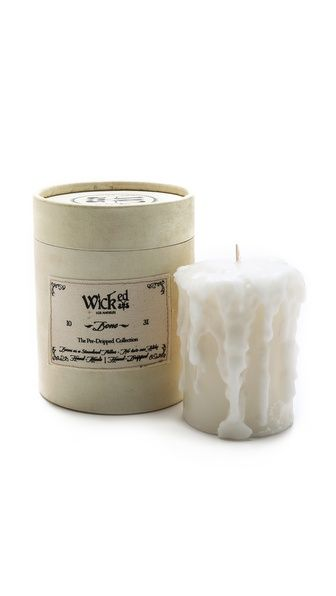 Pre Drip Candle