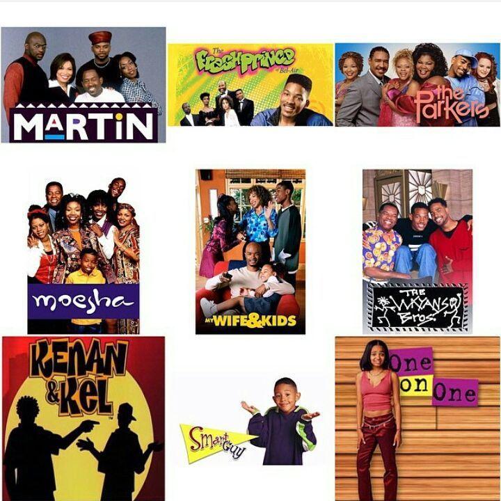 90's Black Family TV Shows #Martin #FreshPrinceofBelAir # ...