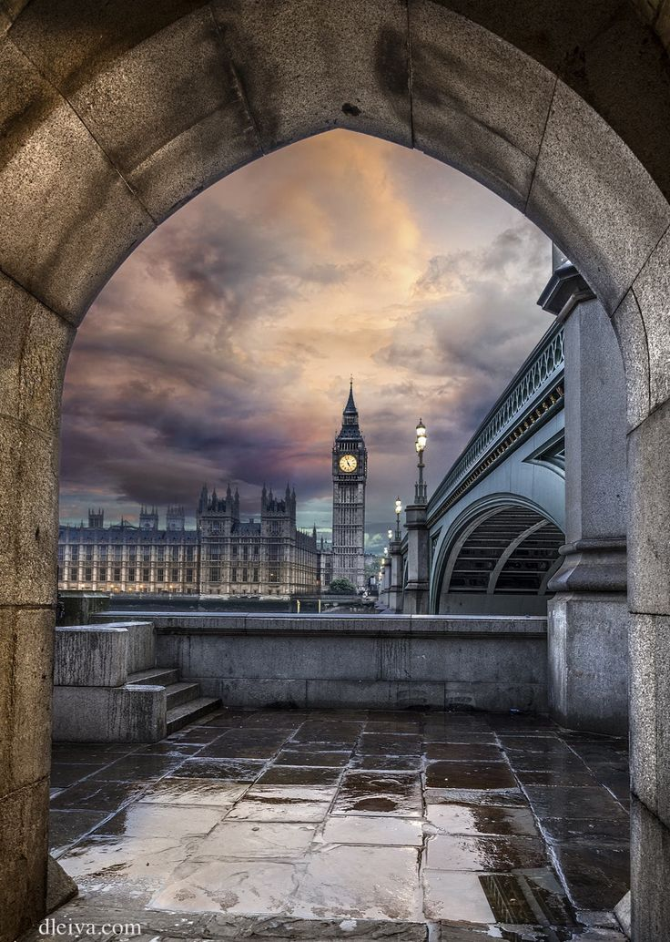 British Parliament -London-