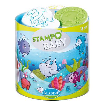 Stampo Baby Mer