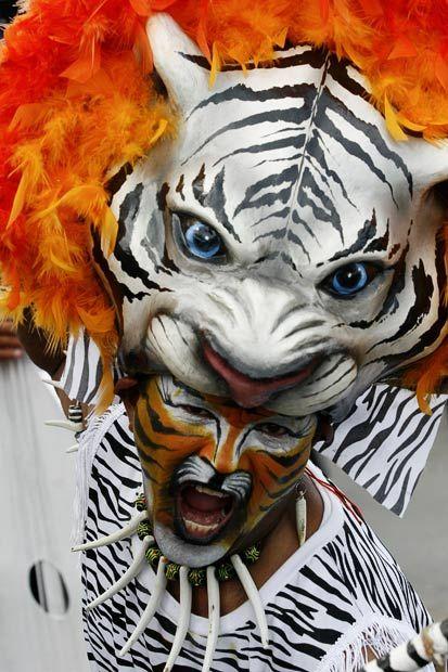 Baranquilla, Colombia carnival