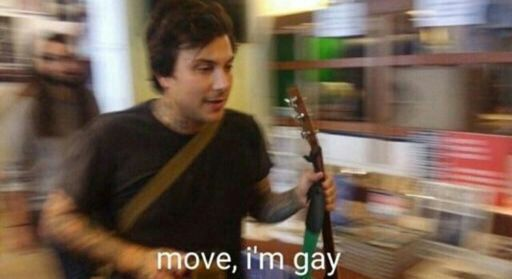 -XOXO- Brandon Rogers mixed with Frank Iero and blurry memes. That's my kinda shiz. -XOXO-