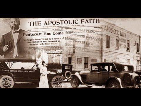 The Azusa Street Revival 1906 - Documentary - YouTube