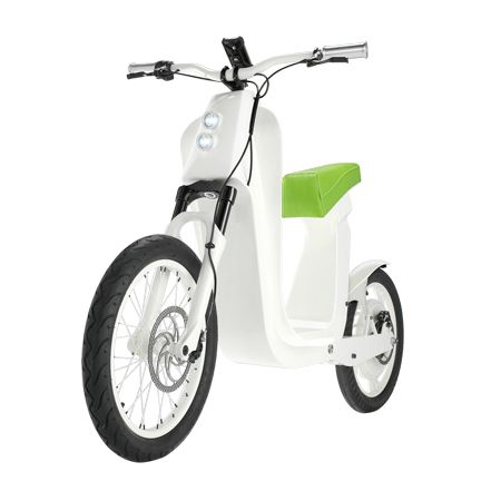 xkuty electric scooter made in spain gadgets roller. Black Bedroom Furniture Sets. Home Design Ideas