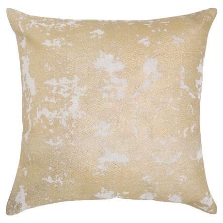 Mirage Cushion 45x45cm  Gold Colour