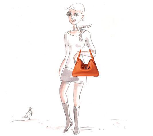Hermès Lindy Medium