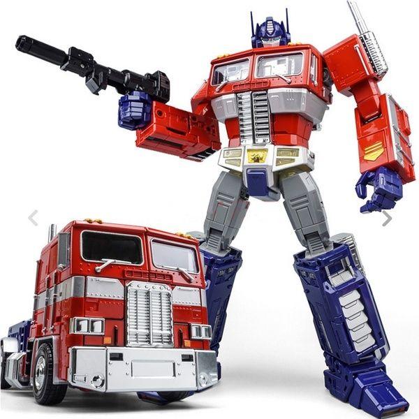 Transformers G1 Masterpiece MPP10 Alloy Diecast Optimus Prime New no box