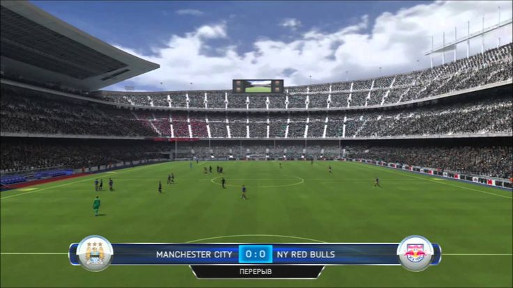 Игры FIFA 14 для PS3 (GAMEPLAY - DEMO)