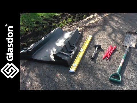 Glasdon UK   how to install   Drainagemaster™ Drainage Grip - YouTube https://uk.glasdon.com/drainagemaster-tm-drainage-grip/bypass