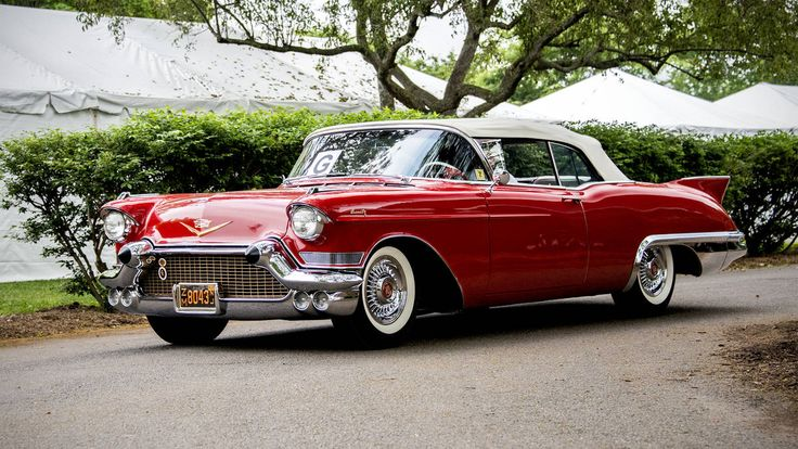 1957 Cadillac Eldorado Biarritz Maintenance/restoration of old/vintage vehicles: the material for new cogs/casters/gears/pads could be cast polyamide which I (Cast polyamide) can produce. My contact: tatjana.alic@windowslive.com