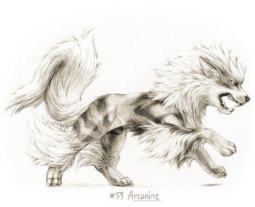 Beautiful Pokemon drawings blog. :)