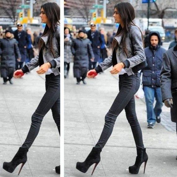 Kendal Jenner... - Kendall Jenner Style