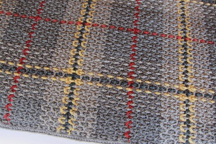 Free Crochet Patterns Tartan Rugs : Tartan, Rugs and The ojays on Pinterest