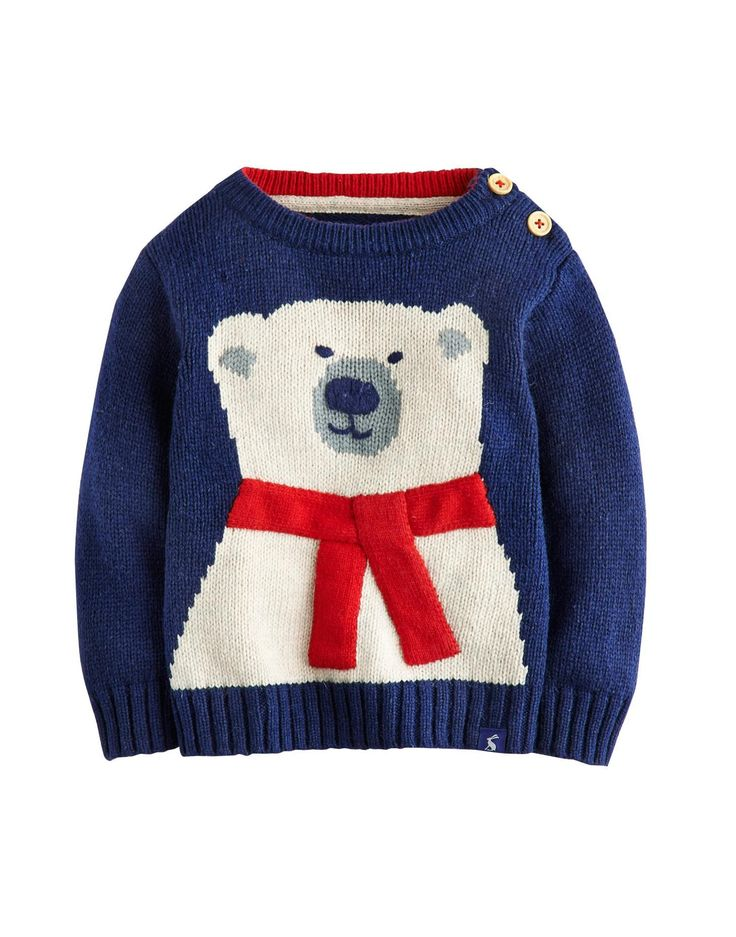 Knitting Patterns For Baby Christmas Jumpers : 17 Best images about For Baby on Pinterest Crochet borders, Crochet baby an...