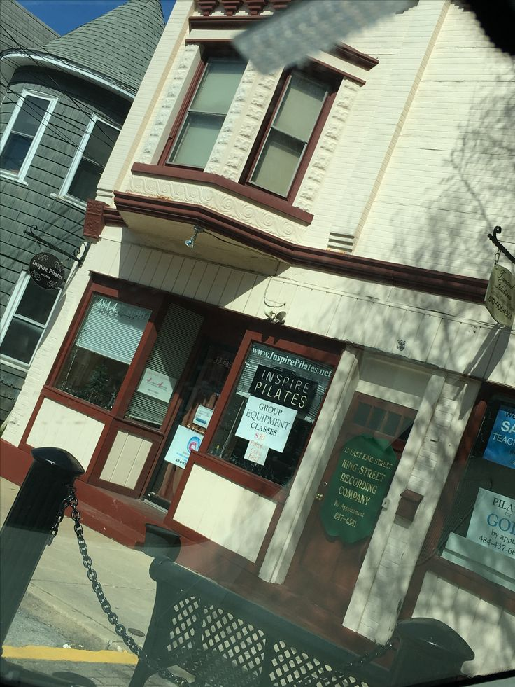 Looking for some excerisze but don't want to travel too far? Inspire Pilates is located in the center of the town of Malvern!